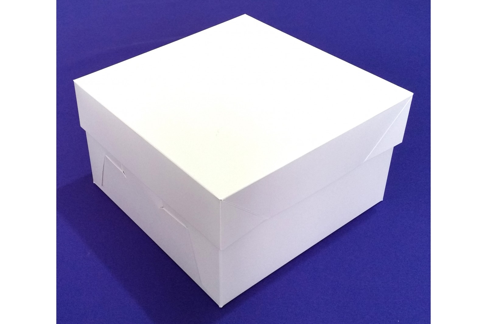 10  Inch | Cake Boxes + Lids | 0.5 mm Thick | White | Strong  sc 1 st  Cake Tins & Inch | Cake Boxes + Lids | 0.5 mm Thick | White | Strong Aboutintivar.Com